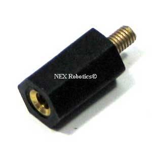 10mm Plastic Extender Stud