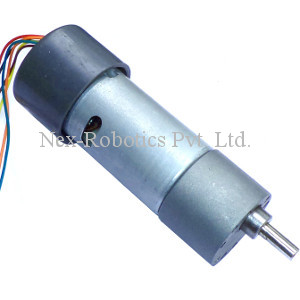 170RPM 37DL Gear Motor with Position Encoder