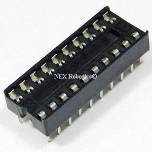 20 PINS IC Holder