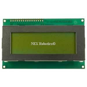 20x4 green LCD backlight