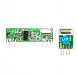 434 MHz ASK Transceiver Module
