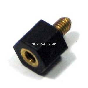 5mm Plastic Extender Stud