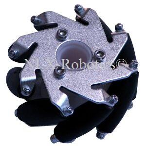 60mm Mecanum Wheel (4 Wheel Set)