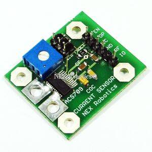 ACS709 37.5Amp Hall Effect Current Sensor Module