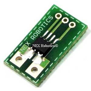 ACS714 5Amp Hall Effect Current Sensor Module