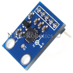 ADXL335 ±3g Three axis Accelerometer Module