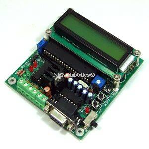 P89V51RD2 robotics board