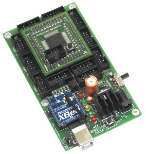 ATMEGA2560 Development Board Mini integrated with Xbee/USB interface