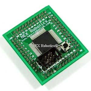 ATMEGA2560 Microcontroller Socket