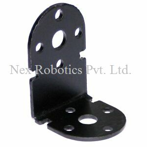Asymmetric L Shaped Servo Bracket