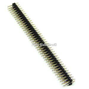 Berg strip 2X40 Male 2MM