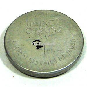 Button cell 3V