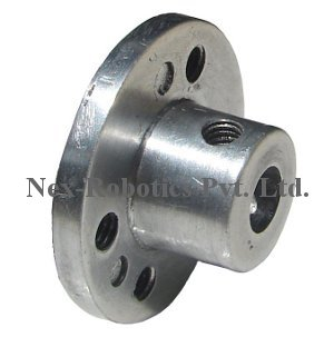 Coupling Kit for 6mm Shaft Motors
