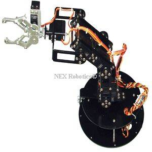 Dexter ER-2 Heavy Duty Robotic Arm without Controller and Accessories