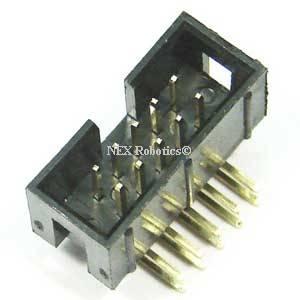 FRC Male 10 pin R/A