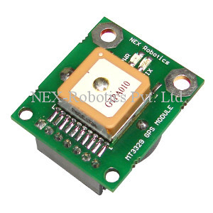GPS Receiver MT3333 Module