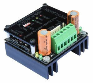 Hercules 16x2 Smart Motor Driver for Robotics and Automation