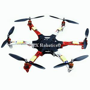 H550 Glass Fiber Hexcopter Frame