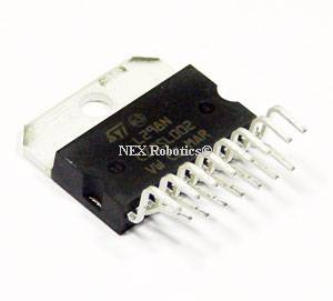 L298 2A dual H Bridge Driver IC