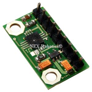 L3G4200D 3 Axis Digital Gyroscope with Voltage Regulator