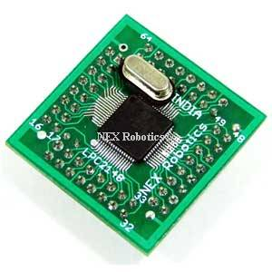 ARM7 LPC2148 Microcontroller Socket