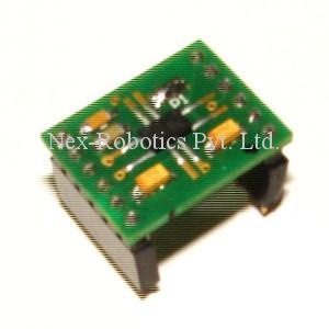 LY330AH ±300 °/ Second Analog Yaw-Rate Gyroscope Module
