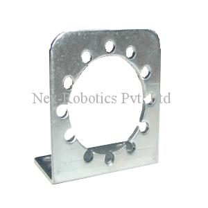 Motor mount for Side  Shaft  DC motor