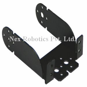 Offset Dual Servo Bracket(Right)