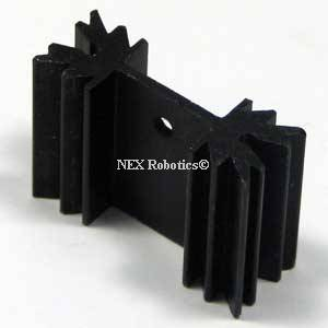 PI51 25mm Heat Sink