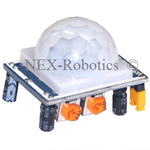 PIR Motion Detection Sensor