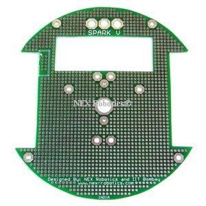 Prototyping Board For Spark V Robot