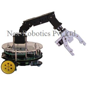 4 Axis Robotic Arm