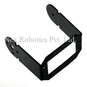 U Shaped Servo Bracket