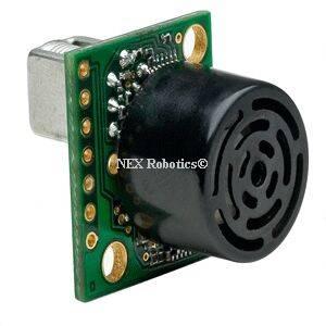 Ultrasonic Range Finder AEL1 (MB1361)