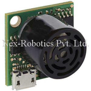 Ultrasonic Range Finder HRUSB-EZ0-MB1403