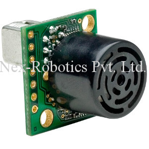 Ultrasonic Range Finder I2CXLEZ0-MB1202