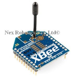 XBee (S2) 2mw Wireless Communication Module (Wire antenna)