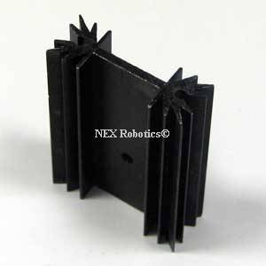 PI51 40mm Heat Sink