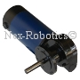 100 RPM, 180 Watt Thor Heavy Duty Worm DC Gear motor