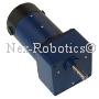 200 RPM, 75 Watt Thor Heavy Duty Inline DC Gear motor