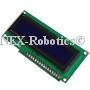 16x2 Blue Serial LCD