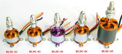 NEX-Robotics-BLDC-Motors