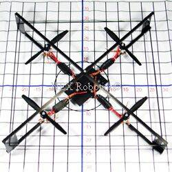 Quadrotor kit made up of Carbon Fiber at NEX Robotics